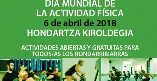 DIA MUNDIAL DE LA ACTIVIDAD FÍSICA