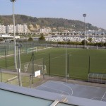 Campo de fútbol 11 artificial