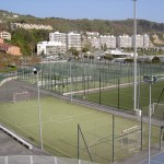 Campo de fútbol 5 artificial