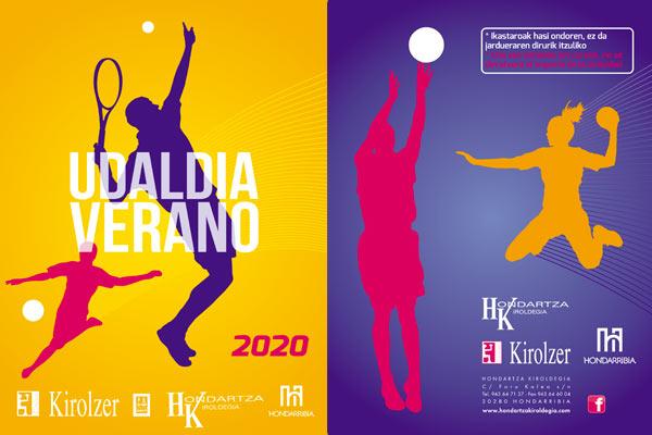 Oferta deportiva de verano 2020