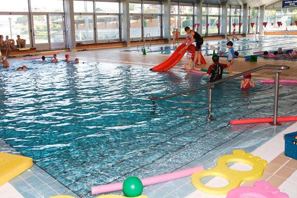 Campaña natación infantil – Inscripción a partir del 13 de Septiembre